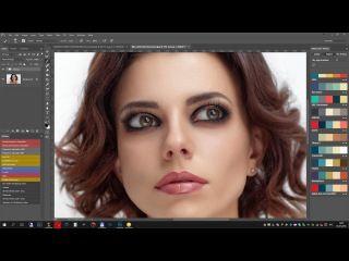 Как правильно использовать плагин Portraiture.<br><br>#photoshop #фотошоп #фш #ps #видеоурок #урок #psclub