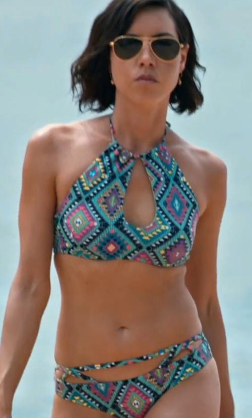 Mike and Dave Need Wedding Dates Clothes, Fashion and Filming Locations. Find this bikini. Aubrey Plaza BikiniHollywood ...