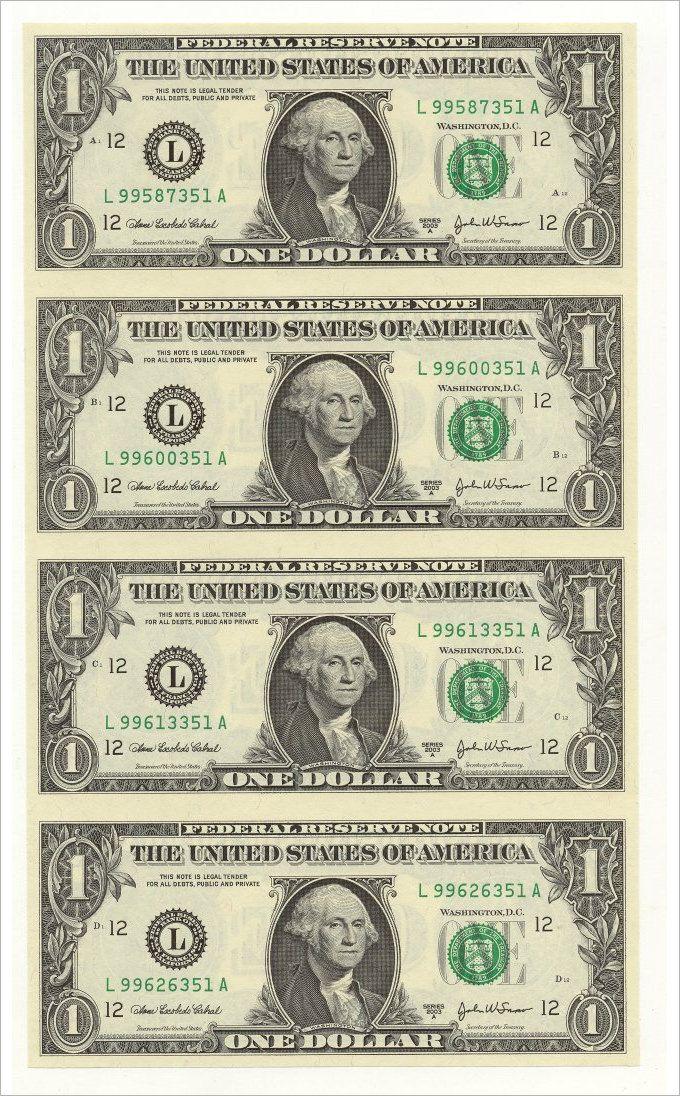 Play Money Template | Free & Premium Templates