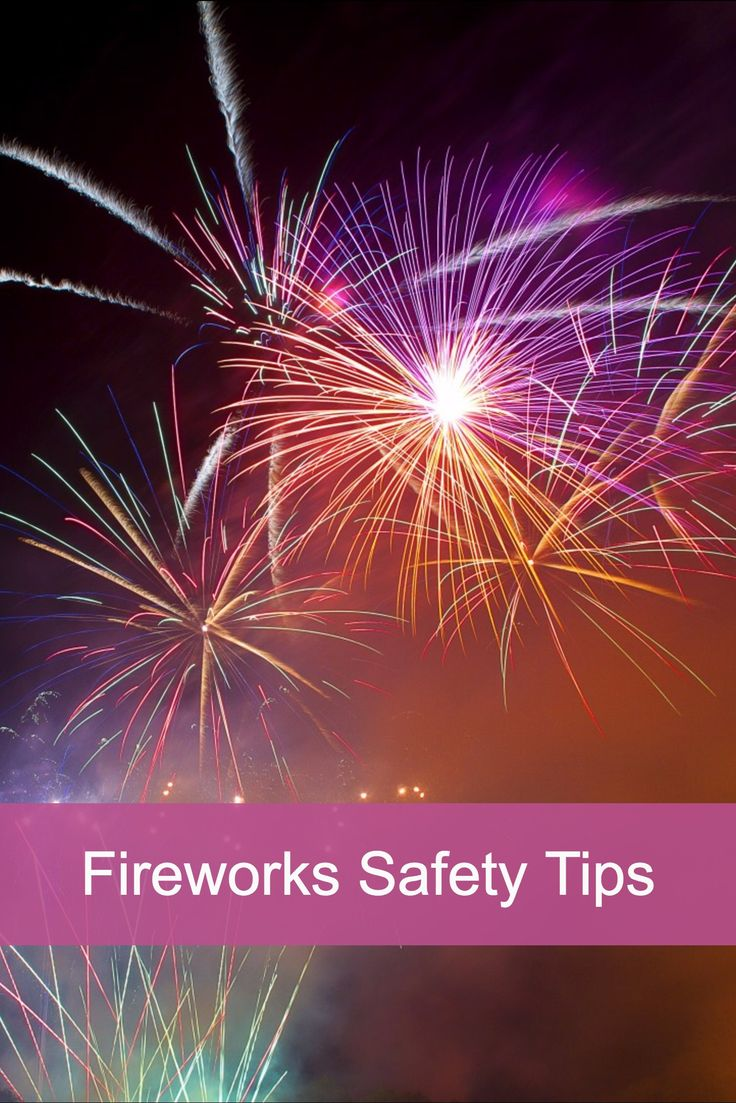 61 best firework safety images on pinterest | firework safety