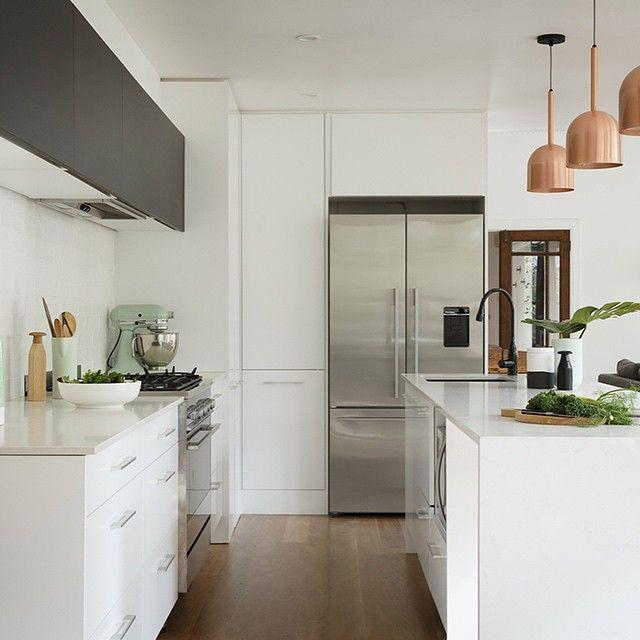 Renovation Rumble Kitchen: Kitchen Modern, Kitchen White And Cuisine Design