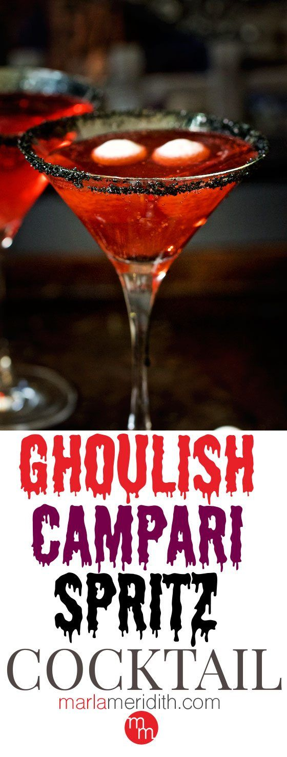 The BEST Halloween Recipes & Crafts! Make a HUGE hit at your holiday parties! MarlaMeridith.com ( @marlameridith )