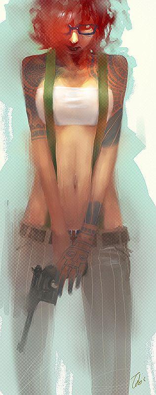 Creative Illustrations by Tobias Kwan