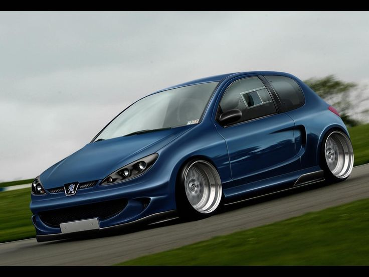 Awesome PEUGEOT 206 TUNING - PEUGEOT Wallpaper (16004534) - Fanpop fanclubs pic #Peugeot #tuning