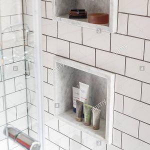 Shelves For Shower Cubicles