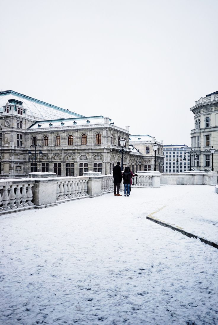 The 8 most beautiful places for winter photography in Vienna