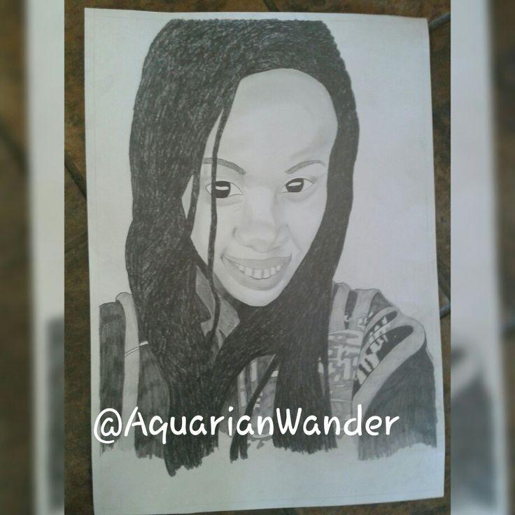 Self-portrait - Done in Pencil - Done in 2014
