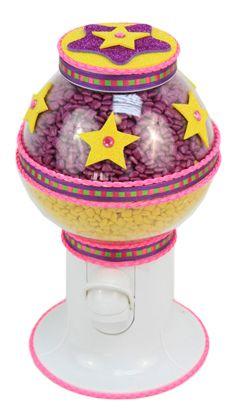 Dulcero para fiestas infantiles / Maquina de chicles o dulces