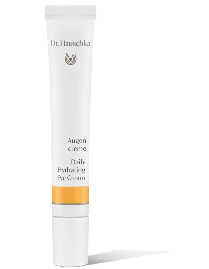 Dr Hauschka Daily Hydrating Eye Cream 12.5ml Daily Hydrating Eye Cream is composed of nourishing plant oils and medicinal herb extracts that care for and refresh the delicate eye contour area. Its lightweight formula is absorbed rapidly by the s http://www.MightGet.com/january-2017-11/dr-hauschka-daily-hydrating-eye-cream-12-5ml.asp