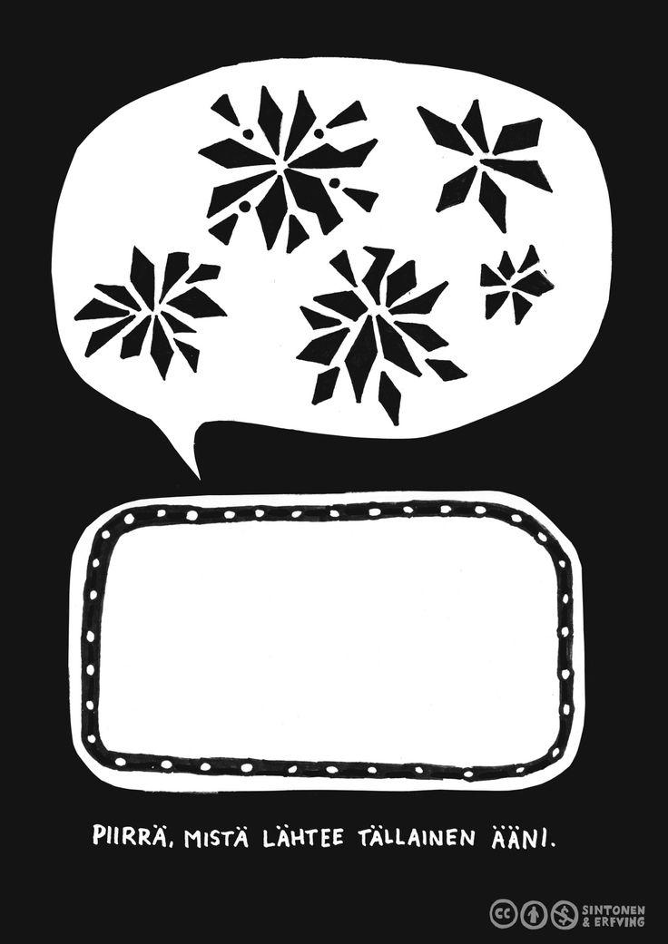 Herkkien korvien tehtäväkortit –teos on perusopetuksen alaluokille suunnattu tehtäväkirja, jossa keskitytään ääneen. Lataa koko julkaisu parempilaatuisena: http://hdl.handle.net/10138/156292. Tekijät: Sara Sintonen & Emilia Erfving #mediakasvatus #medialukutaito #monilukutaito #alakoulu #alkuopetus #musiikki #kuvataide #kuva ja ääni #alkuopetus #moniste #ilmainen #oppimateriaali