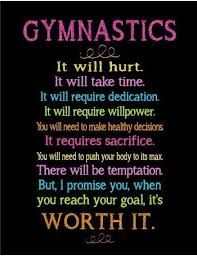 Image result for gymnastics sayings and quotes