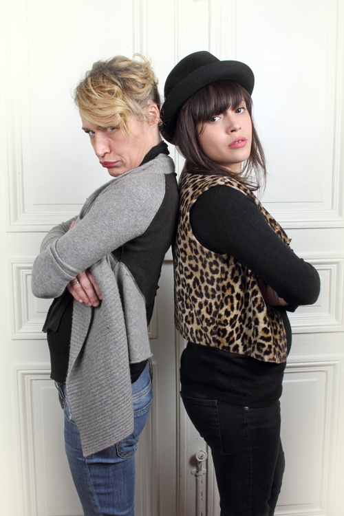 Isabelle et Barbara (Mère et Fille) #mere #fille