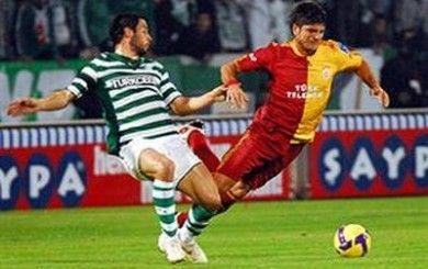 Gs Bursa 1-0, Galatasaray 1-0 Bursaspor Süper Kupa Maçı