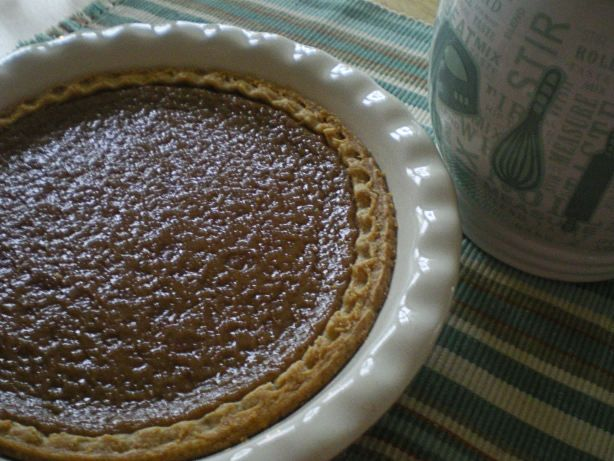 Tarte Au Sucre French-Canadian Sugar Pie) Recipe - Food.com