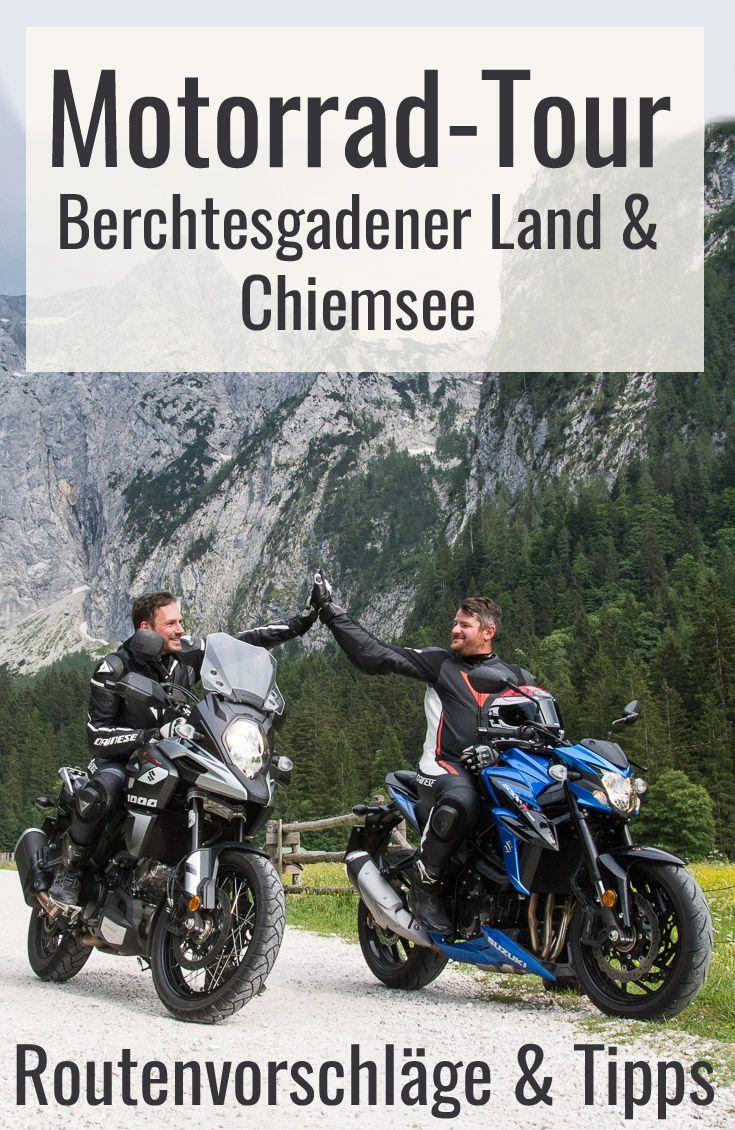 [7ways2travel] Grenz-geniale Motorradtour zu Österreichs Nachbarn: Berchtesgadener Land und Chiemsee