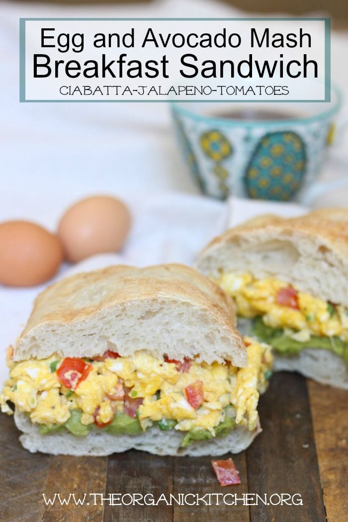 144 best breakfast recipes from the organic kitchen images on egg and avocado mash breakfast sandwich the organic kitchen blog and tutorials forumfinder Images