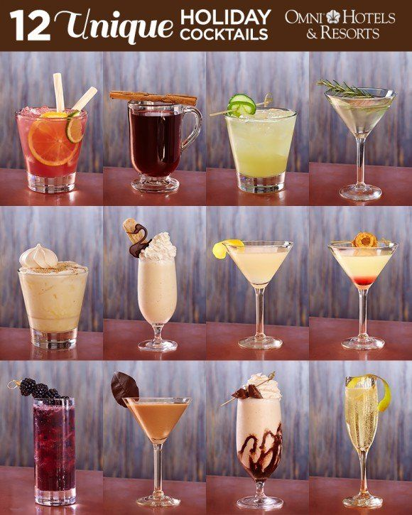 17 Best Images About Restaurant & Hotel Cocktail Recipes