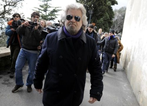 """Over here the situation is very bad, and people abroad are completely disinformed about it. Every day we read nonsense and bullshit on Grillo by people who completely ignore the reactionary, authoritarian nature of his movement. A harsh reality is biting our arses and we need to send a message in a bottle right now. - """"Grillismo: Yet another right-wing cult coming from Italy"""" by WuMing [2013-03-08]"""