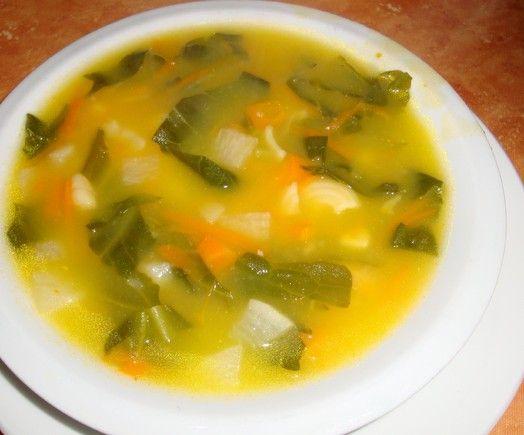 Ementa do Dia: Sopa de Legumes
