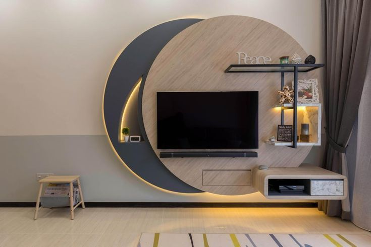 Pin On Bedroom Latest style tv room design