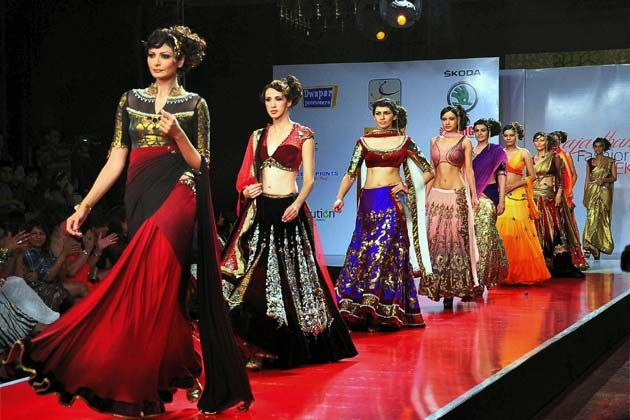 The best of Rajasthan Fashion Week