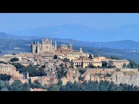 Orvieto, Umbria, Italy (Italia) [HD] (videoturysta)