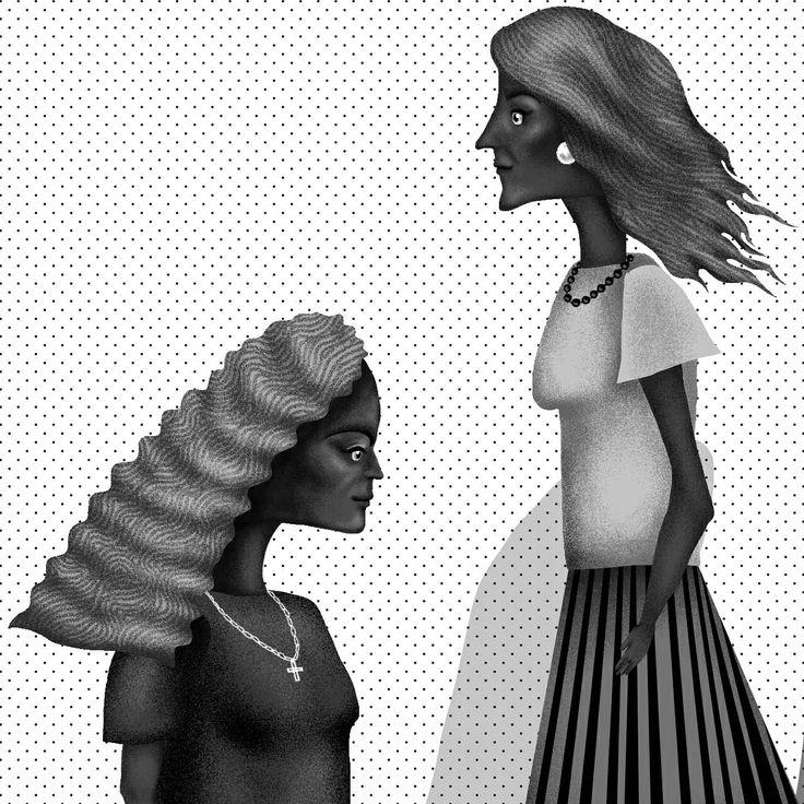#artsy #instaartsy #digitalmedia #wacom #drawing #illustrator #illustration #iuliaignatillustration #lmrignat #behancereviews #behance #drawingoftheday #artoftheday #characterdesign #blackandwhite #illustagram