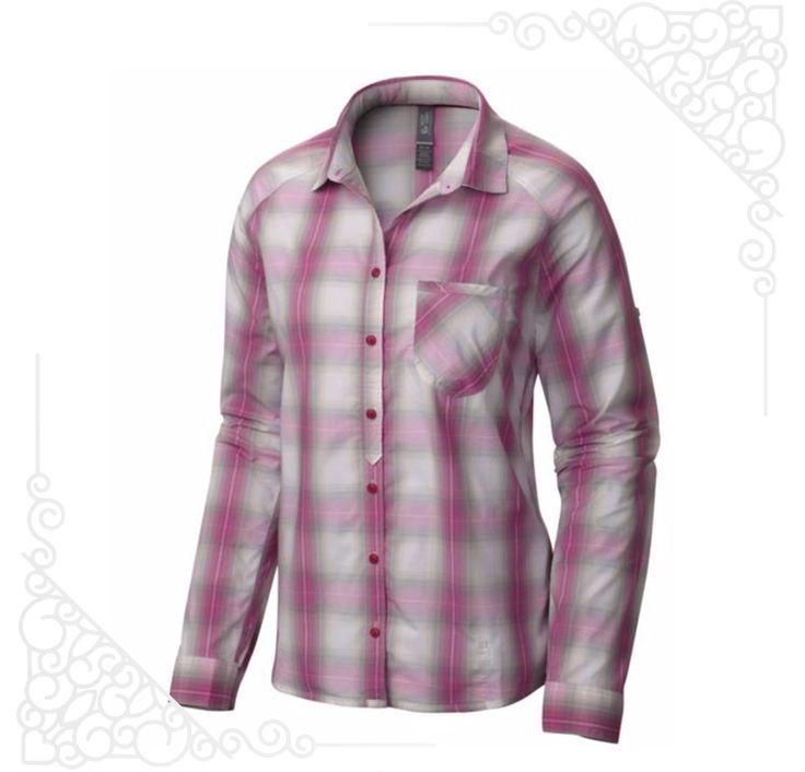 Camisa franela térmica Tienda Mountain Hardwear #MomSport