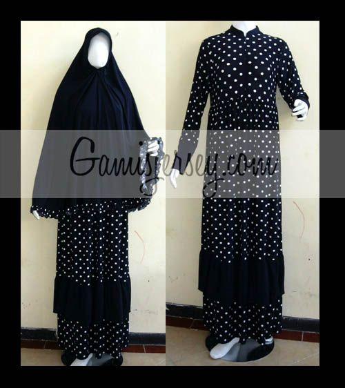 Hijab Set Umbrella Polca