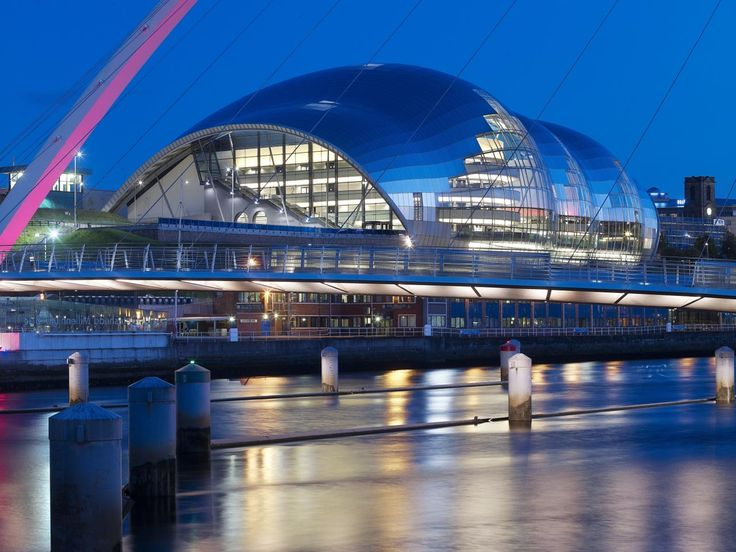 The Sage Gateshead   Projects   Foster + Partners