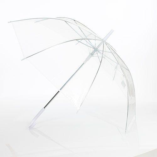 Lot de 2 Parapluies neufs transparents ouverture automatique | Annonces Dentelle