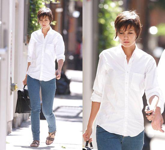 24 best Crisp White Shirt images on Pinterest | White shirts ...
