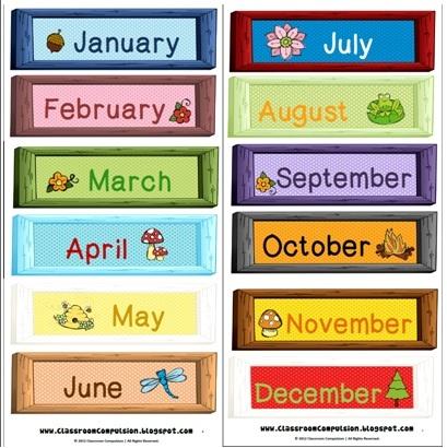 starfall calendar january 2018