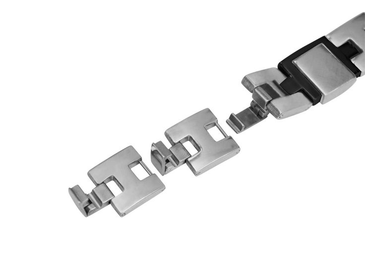 Check out this personalised Bracelet Inori Identity Steel at We Get Personal UK. This cool and heavy steel & black bracelet from Inori and can be engraved with your own text! Source: http://www.wegetpersonal.co.uk/bracelet-inori-identity-steel-black.html