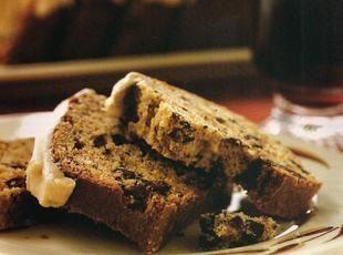 Coffee Pumpkin Bread With Coffee Icing Recipe
