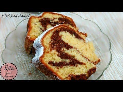 BABKA MARMURKOWA | rita food channel - YouTube
