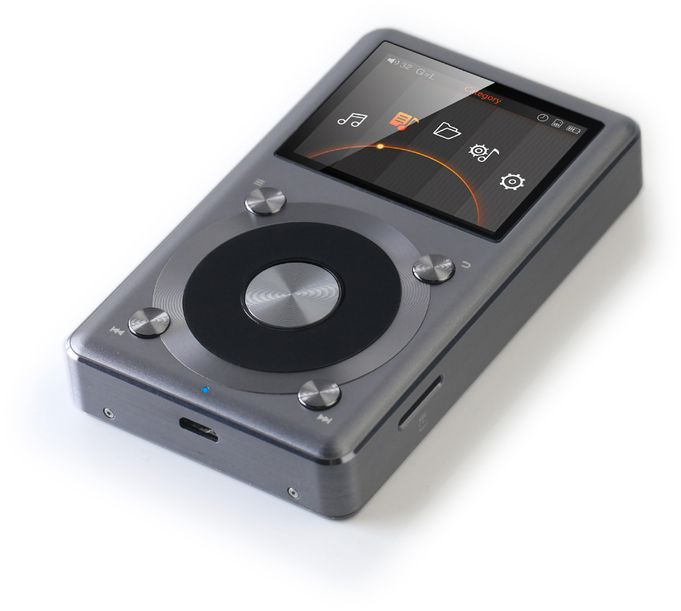 FIIO - X3II PORTABLE HI-RES AUDIO PLAYER