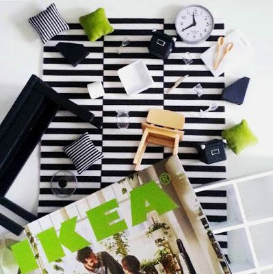 43 best images about Miniature  Ikea on Pinterest  Ikea products