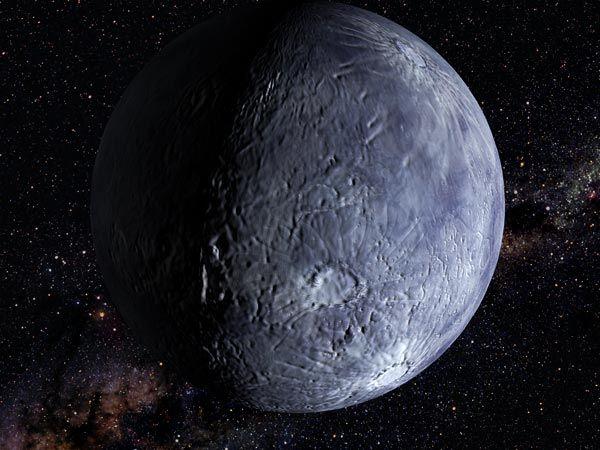 Plutone pianeta governatore del segno dello Scorpione