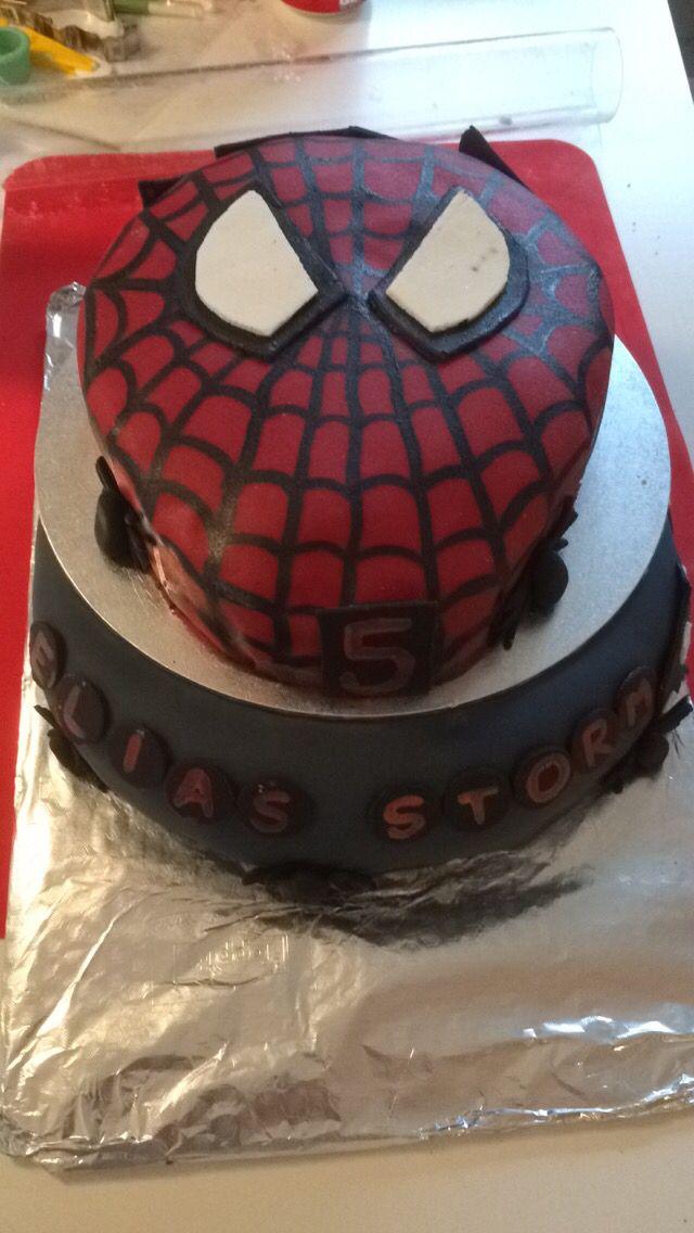 Spidermankake 🕷
