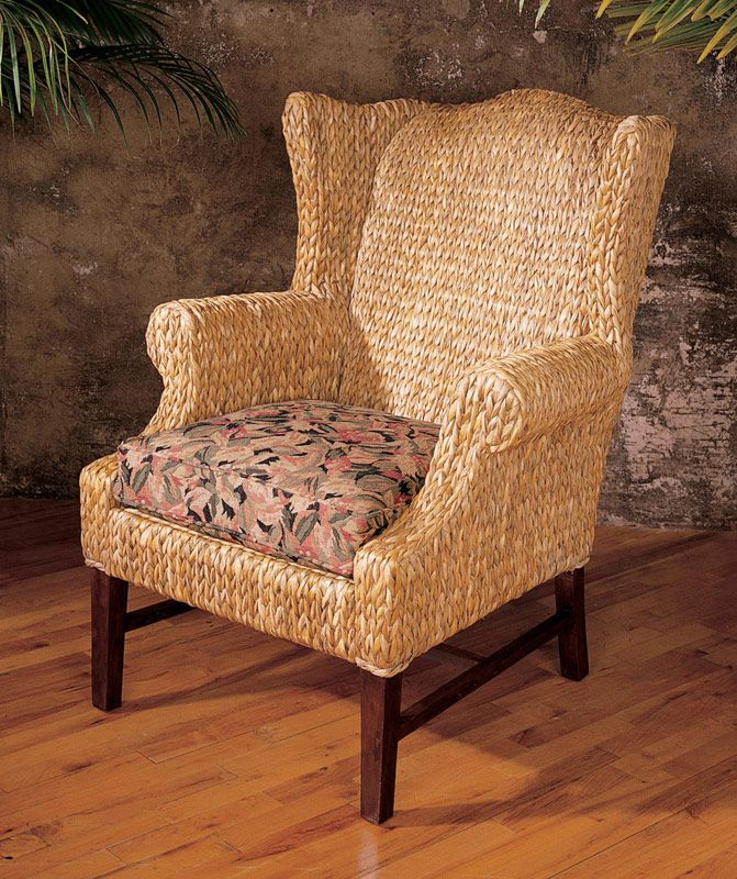 32 best everything wicker images on pinterest joss and main wicker and hands for Seagrass living room furniture
