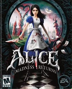 American McGee's Alice: Madness Returns is an awesome game! Playing in the role of Alice, you make leaps to and from her real world and Wonderland in an attempt to discover what has happened to her. If Disney's Alice is a cute, dreamy Wonderland, then Americam McGee's is the nightmare realm! Armed with a vorpal blade, a hobby horse, a pepper grinder and so much more, Alice slashes through enemies and Wonderland as a bad ass. You must play this game!