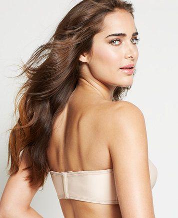 Vanity Fair Beauty Back Full Figure Strapless Bra  74381 | macys.com