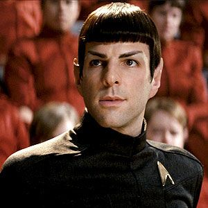 Among his other roles Zachary Quinto played Mr. Spock in the 2009 film version of Star Trek
