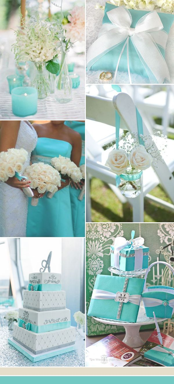 Awesome Tiffany Blue Wedding Colors Ideas For 2017