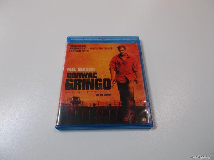 Dorwać Gringo - Mel Gibson - Płyta Blu-ray - Opole (Opole)