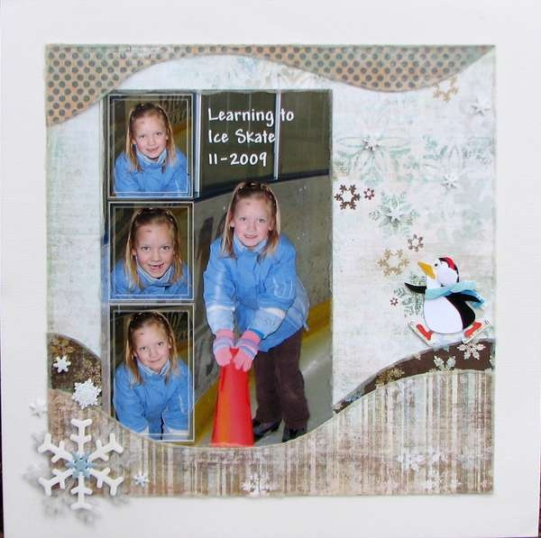 Skating: Scrapbooking Ideas, Skating