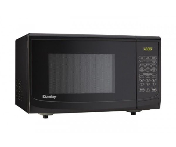 Danby Microwave Oven 0 7cu Ft Touch Pad Countertop Microwave