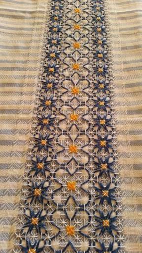 Resultado de imagen para bordado español para toallas