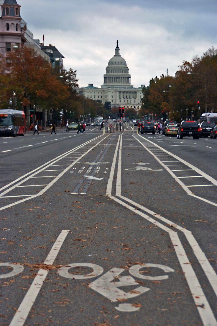 eyelvl:  Bike Path to the Capitol  Fuji S5pro  http://ift.tt/2b6DDas